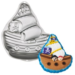 PIRATE SHIP PAN