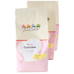 Mix for Cupcakes, 1kg