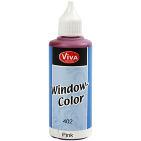 Window-Color 80ml, pink