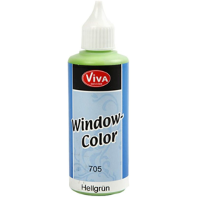 Window-Color 80ml, lys grønn