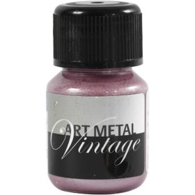 Art Metall 30ml, pearl rosa