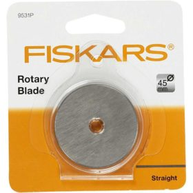 Fiskars rulleskjærblad 45mm