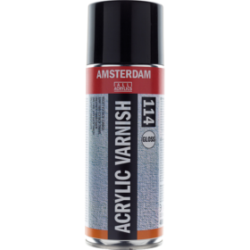 Amsterdam Acrylic Varnish Gloss 114 spray 400ml
