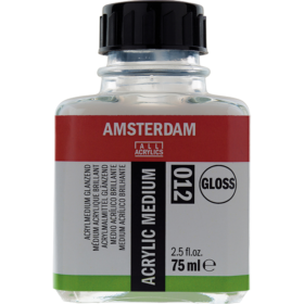 Amsterdam Acrylic Medium Gloss 012, 75