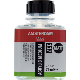 Amsterdam Acrylic Medium Matt 117, 75