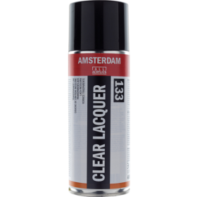 Amsterdam Clear Laquer 133 400ml spray