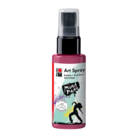 Marabu Mixed Media art spray - 034 bordeaux