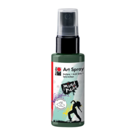 Marabu Mixed Media art spray - 041 khaki