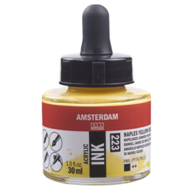 Amsterdam Ink 30ml - 223 Naples Yellow
