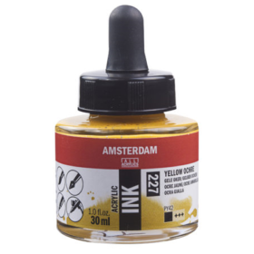 Amsterdam Ink 30ml - 227 Yellom Ochre