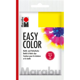 Marabu Easy Color 25g – 038 Rubinrød