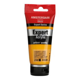 Amsterdam Expert 75ml, 210 cadm. yellow deep