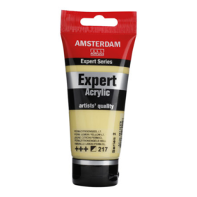 Amsterdam Expert 75ml, 217 perm.lemon yellow