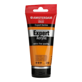 Amsterdam Expert 75ml, 218 transp.orange