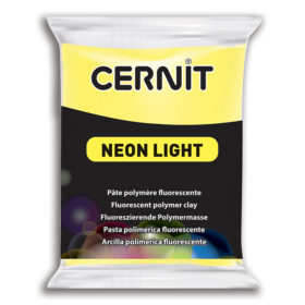 Cernit Neon Light 56g – 700 Gul