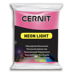 Cernit Neon Light 56g – 922 Rosa