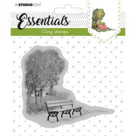 Studio Light Cling Stamp Essentials – Christmas 12