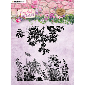 Studio Light Stamp 14×14 – English Garden 435