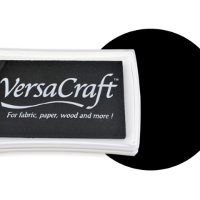 VersaCraft Ink Pad - 182 real black