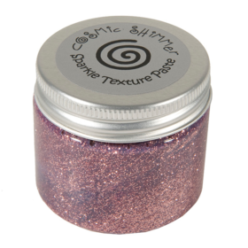 Cosmic Shimmer Sparkle Paste 50ml – Pink Blush
