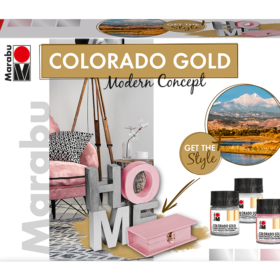 Marabu Colorado Gold – Set Modern Concept