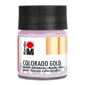 Marabu Colorado Gold 50ml – 756 silver lilac