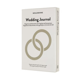Moleskine Wedding Journal Hard L – Pearl Grey