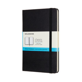 Moleskine Classic Notebook Hard M – Dotted Black