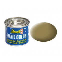 Revell enamel 14ml - olive brown mat