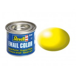 Revell enamel 14ml - luminous yellow silk