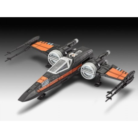 Revell build & play Star Wars Poe's X-wing fighter
