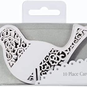 Something in the Air - bird place cards 10stk