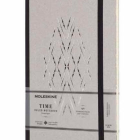 Moleskine Notebook LE Hard L – time