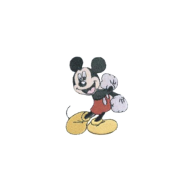ironon Mickey Mouse