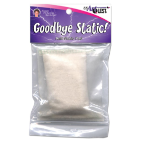 "Goodbye Static! Anti-Static Pad 2.75""X2"""