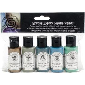 Cosmic Shimmer Special Effects Paint Kit Patina