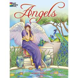 Dover Coloring book - angels