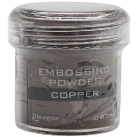 Embossing pwd.- copper