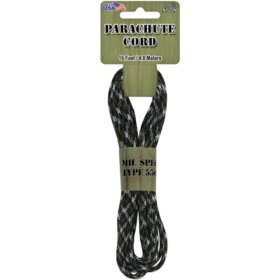Paracord 550 army camo 16ft