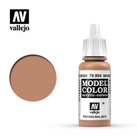 Vallejo Model Color - beige red