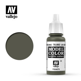 Vallejo Model Color - US dark green