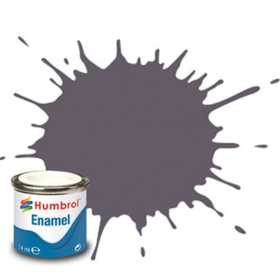 Humbrol enamel 14ml matt blue grey 79