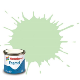 Humbrol enamel 14ml matt beige green 90