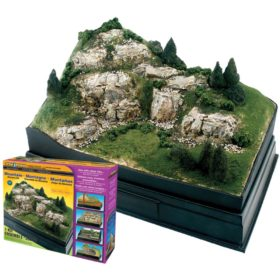 Diorama Kit - Mountain