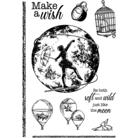 Stempel - Make a wish