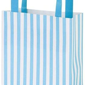 Mix & Match - party bags blue 8stk