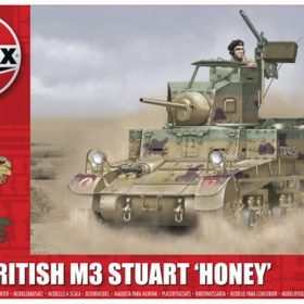 "Airfix British M3 Stuart ""Honey"""