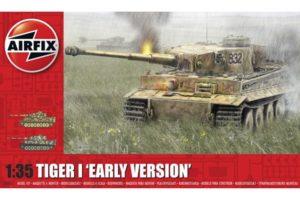 "Airfix Tiger-1 ""early version"" 1:35"