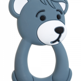 Teether Silicone Dyr - Bear