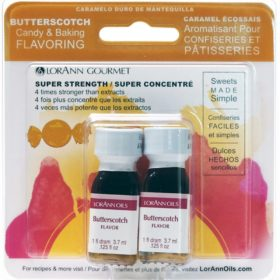 Butterscotch Essens 3,75ml 2pk